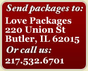 Love Packages | Donate Bibles & Christian Literature