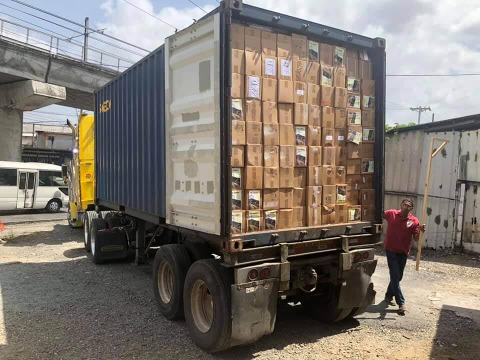 bible donations in panama