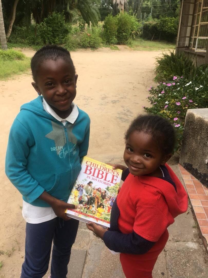bible donation zimbabwe